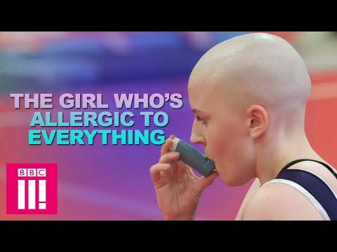 The Girl Who's Allergic To Everything | Living Differently