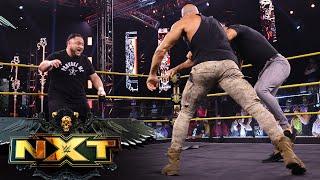 Samoa Joe's NXT Title reign met with mayhem: WWE NXT, Aug. 24, 2021