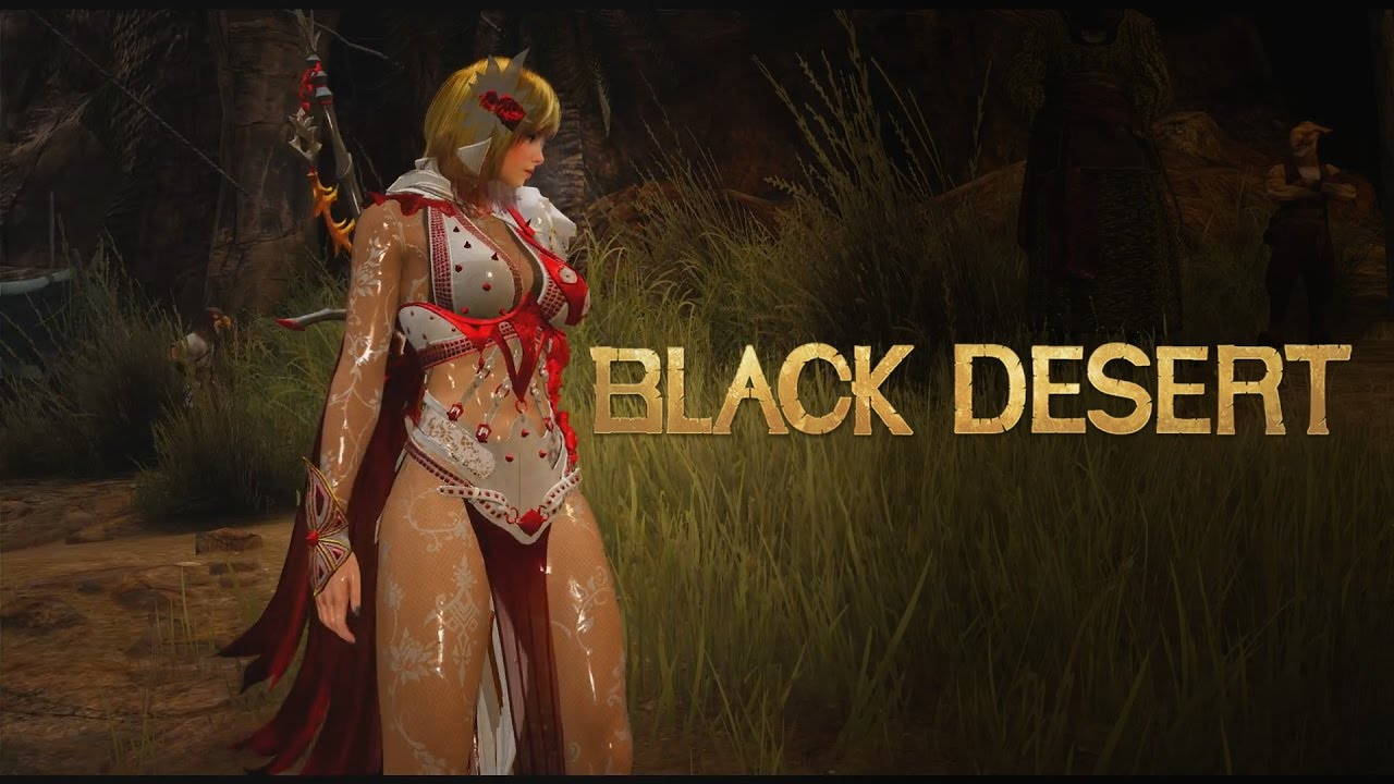 See More of Black Desert Online's Sexy New Dark Knight Class
