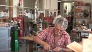 Изготовление трубки для курение | Мастерская | Курительная трубка ручной роботы  |