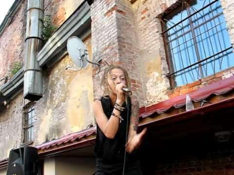 Alai Oli - Не думать о тебе (СПб, MOD, 08.07.2011)