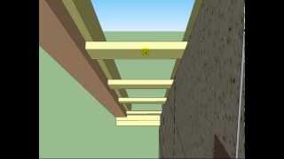 Как построить дом своими руками и сделать крышу(Как построить дом своими руками, сделать крышу и обрезать свесы. JOIN QUIZGROUP PARTNER PROGRAM: http://join.quizgroup.com/?ref=586247., 2014-06-19T17:42:13.000Z)