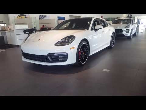 2017 Porsche Panamera Walk-Around | Los Angeles Area Porsche Dealer