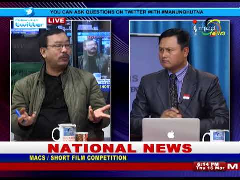Femina Miss India Manipur Controversy On Manung Hutna 15 March 2018