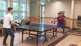 Ben v. David 1st Match Full