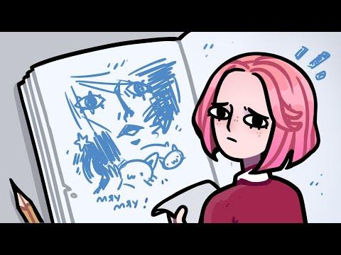 Чо рисовать когда не знаешь чо рисовать :|