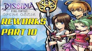 Dissidia Final Fantasy: Opera Omnia REWORKS PART 10