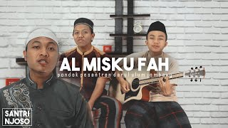 AL MISKU FAH VERSI ARAB-SUNDA (Cover Akustik) Voc. Anshori