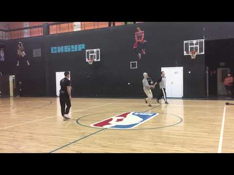 Баскетбол и танцы вместе вкуснее!!!