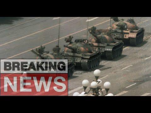 Китай вводит войска в Гонконг. Тяньаньмэнь 2?