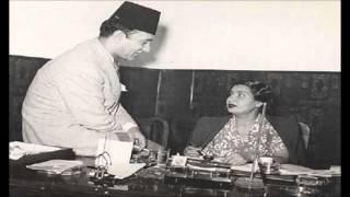 تفاريد كلثومية / الليالي الحلوة والشوق و المحبة - قصر النيل 3 ديسمبر 64م