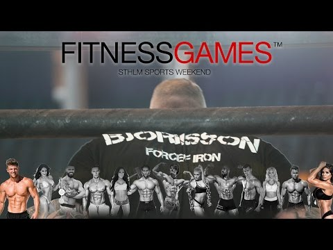 FITNESSGAMES 2106 - FEELING THE ATMOSPHERE
