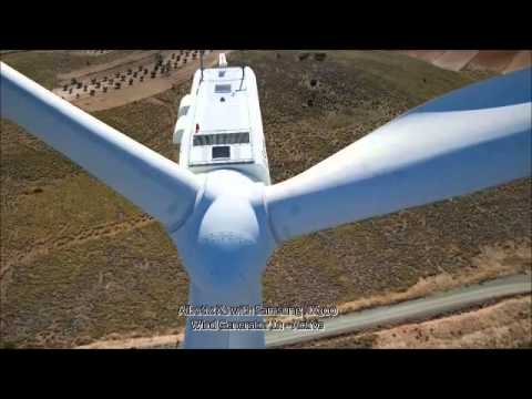 Wind Turbine Inspection with Thermal Camera