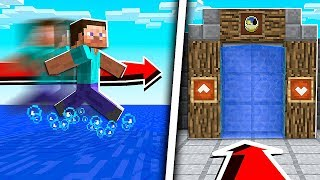 5 Things You Didn't Know About WATER in Minecraft!