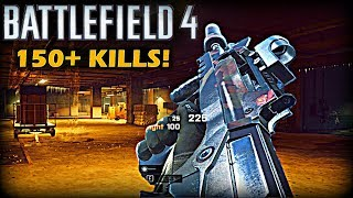 BATTLEFIELD 4 - 150+ Kills Operation Locker (BF4 Multiplayer Gameplay)