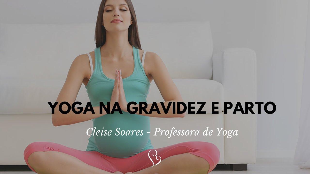 quais os beneficios do yoga na gravidez