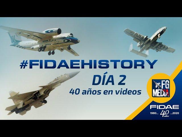 FIDAEHISTORY DÍA 2 - 40 AÑOS DE FIDAE EN VIDEOS