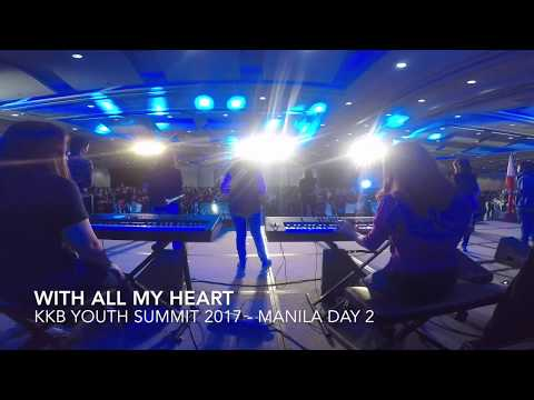 With all my heart | KKB Youth Summit 2017 | Break the Record