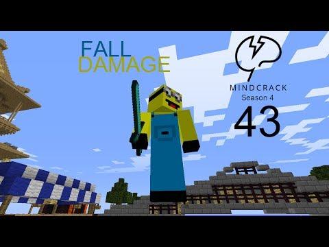 Fall Damage (mindcrack) - 43 - Card Dealer in Minecraft