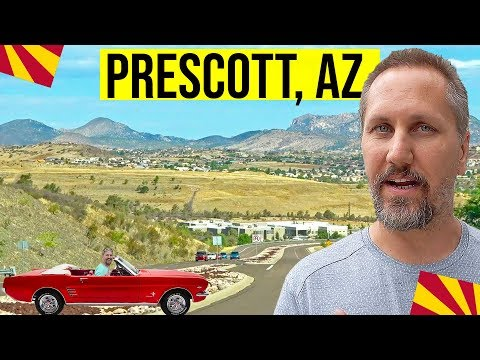 Prescott, AZ Tour | Moving / Living In Arizona | (Prescott, Arizona)