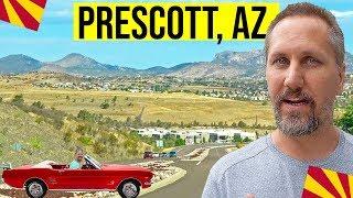 Prescott, AZ Tour | Moving / Living In Arizona | (Prescott, Arizona)