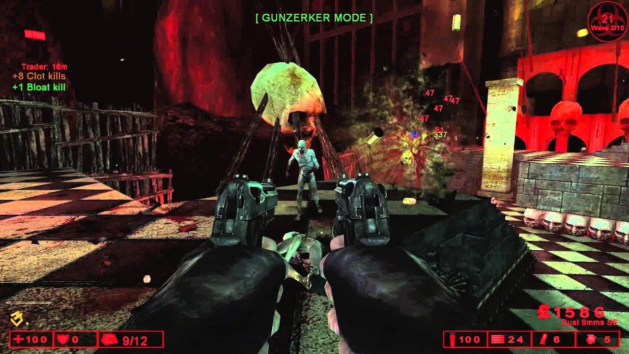 Killing Floor   Gunslinger Machine Pistols (Dual 9mm)
