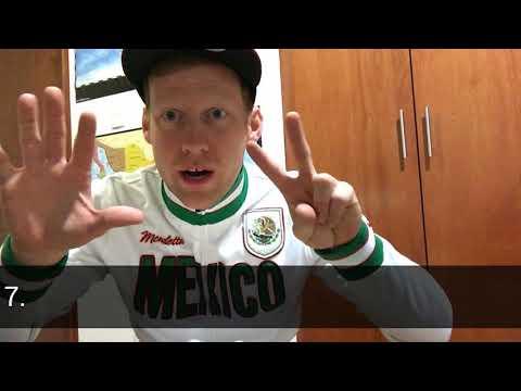 10 Cosas que Amo de México