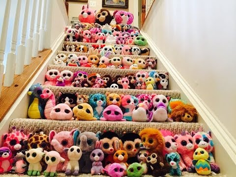 beanie boos ty beanie boos collection babies youtube. Black Bedroom Furniture Sets. Home Design Ideas