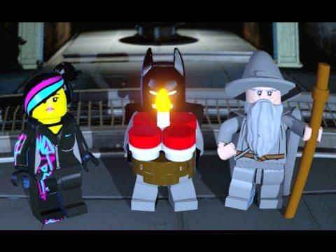 LEGO Dimensions 100% Guide - Aperture Science Enrichment Center (All Minikits)