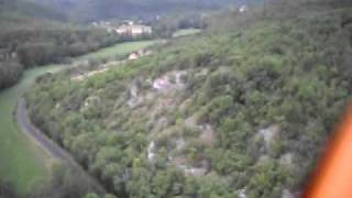 Luchtbeelden camping Le Douzou