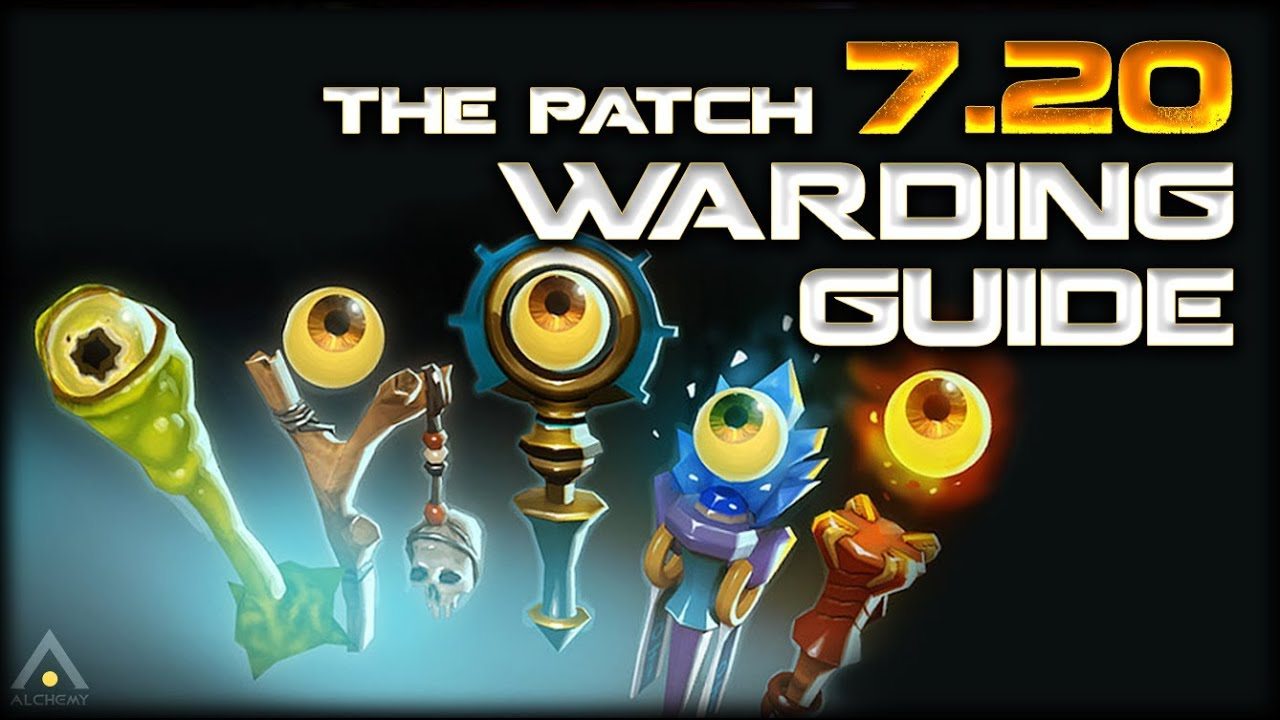 Dota 2: The Best New Wards in Patch 7 20 | Pro Dota 2 Guides