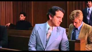 All The Presidents Men   Courtroom Scene
