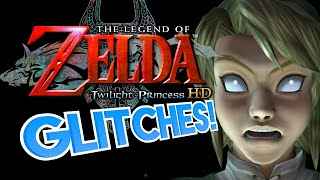 Zelda: Twilight Princess HD GLITCHES! - What A Glitch! ft. Macintyre