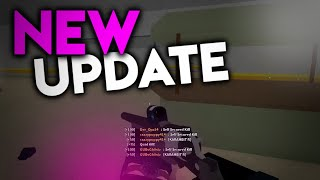 THE HUGE PHANTOM FORCES UPDATE...! (roblox)