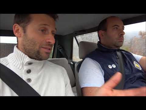 reportage sur la 205 et la super 5 dans passion auto sport du var