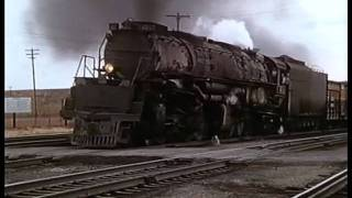 Big Boy Locomotive Compilation