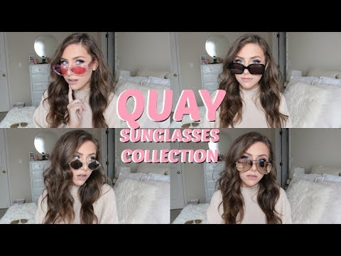 Quay Sunglasses Collection Part 2 | High Key, Purple Honey, OTL II, & More!