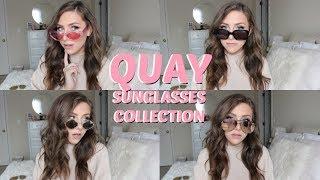 Quay Sunglasses Collection Part 2   High Key, Purple Honey, OTL II, & More!