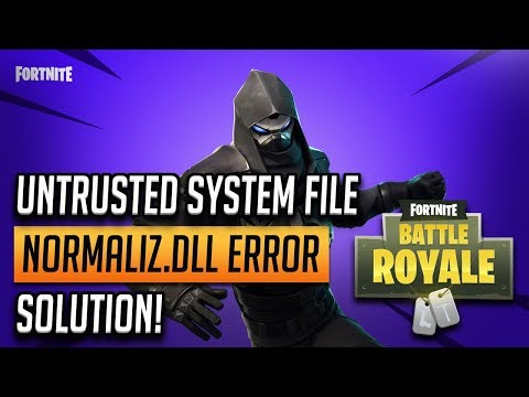Fortnite Shell32 Dll