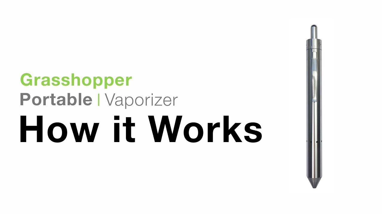 Grasshopper Vaporizer Review - Hopping mad! | TVape Blog