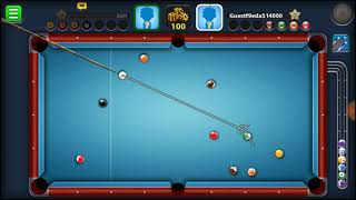 Miniclip 8 Ball Pool Match Winner | How to play 8 Ball Pool Tips, tricks, trickshots.