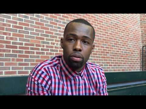 1-on-1 with Rodney Stuckey after he re-upped with Pacers