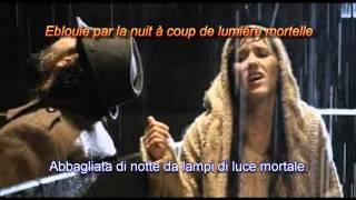 zaz - eblouie par la nuit - sottotitoli FR Trad. ITA