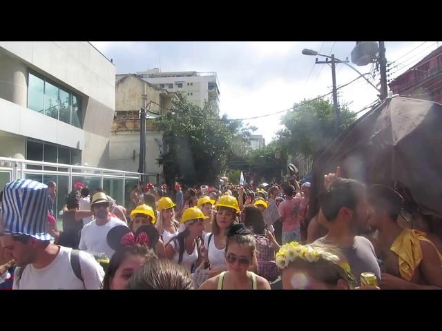 BRAZIL - Bloco Rio, Carnaval de Rio 2015