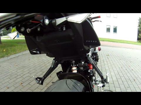 Super motos NAKED + SONIDO + TOP SPEED