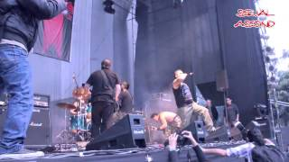 Slam TV: Serial Asesino en Rock En El Parque XIII