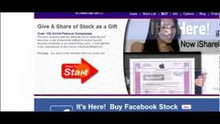 How To Buy Facebook Stock In Just 2 Minutes