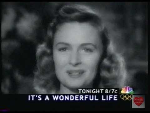 It 39 S A Wonderful Life Nbc Promo Television Commercial 1999 Youtube