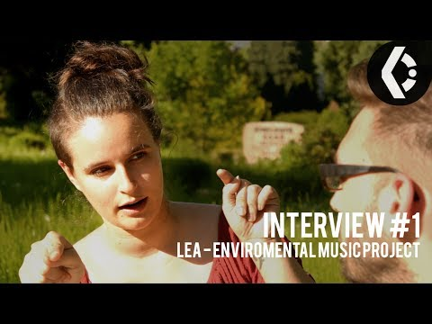 KulturCampus-Wuppertal | Interview #1 | ► Lea - Enviromental Music Project ◄