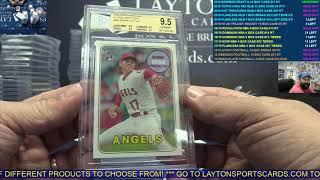 BGS Reveal Video 1/19/19 from Layton Sports Cards! Thanks All!